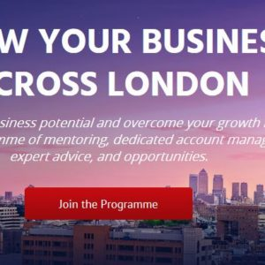 London & Partners: web copy