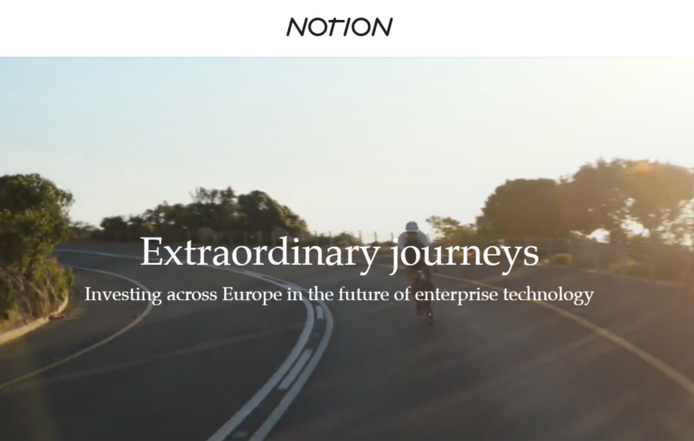 Notion Capital: Thought Leadership